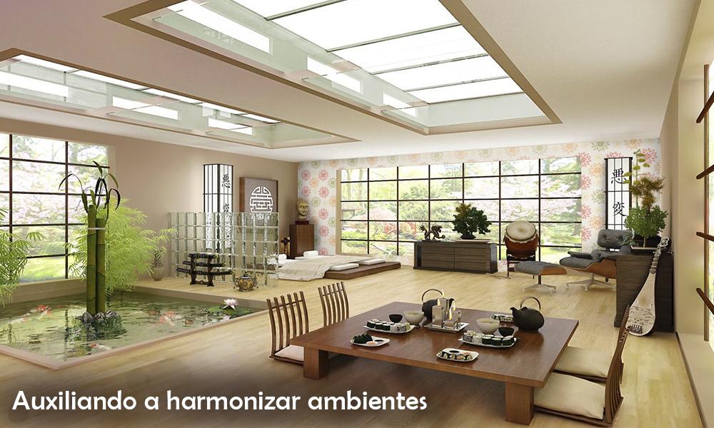 Harmonizando ambientes