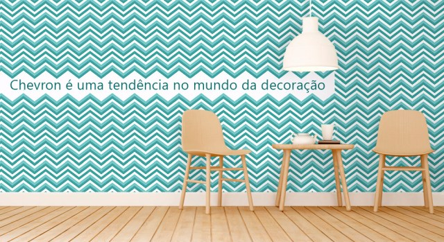 chevron e tendencia