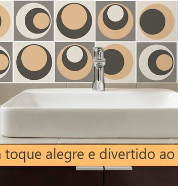 toque alegre e divertido