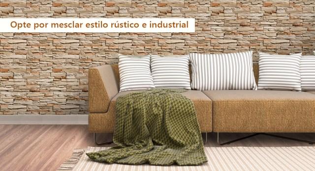rustico e industrial