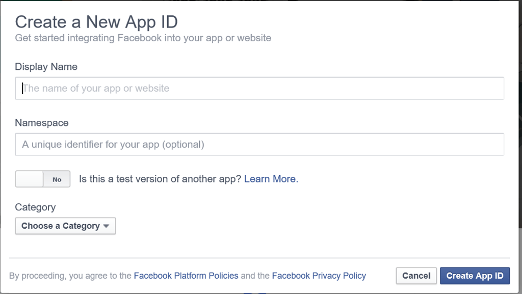 Integrating Facebook in a Universal Windows app | Diary of a