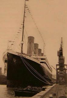 『鐵達尼』英國首航...卻抵達不了終點美國