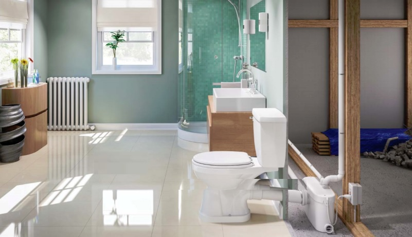 Image Result For Bathroom Plumbing Layout