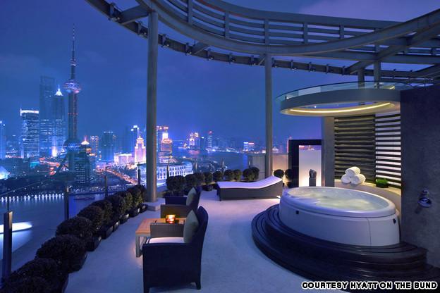 The Best Hotel Bathtub Views Abode