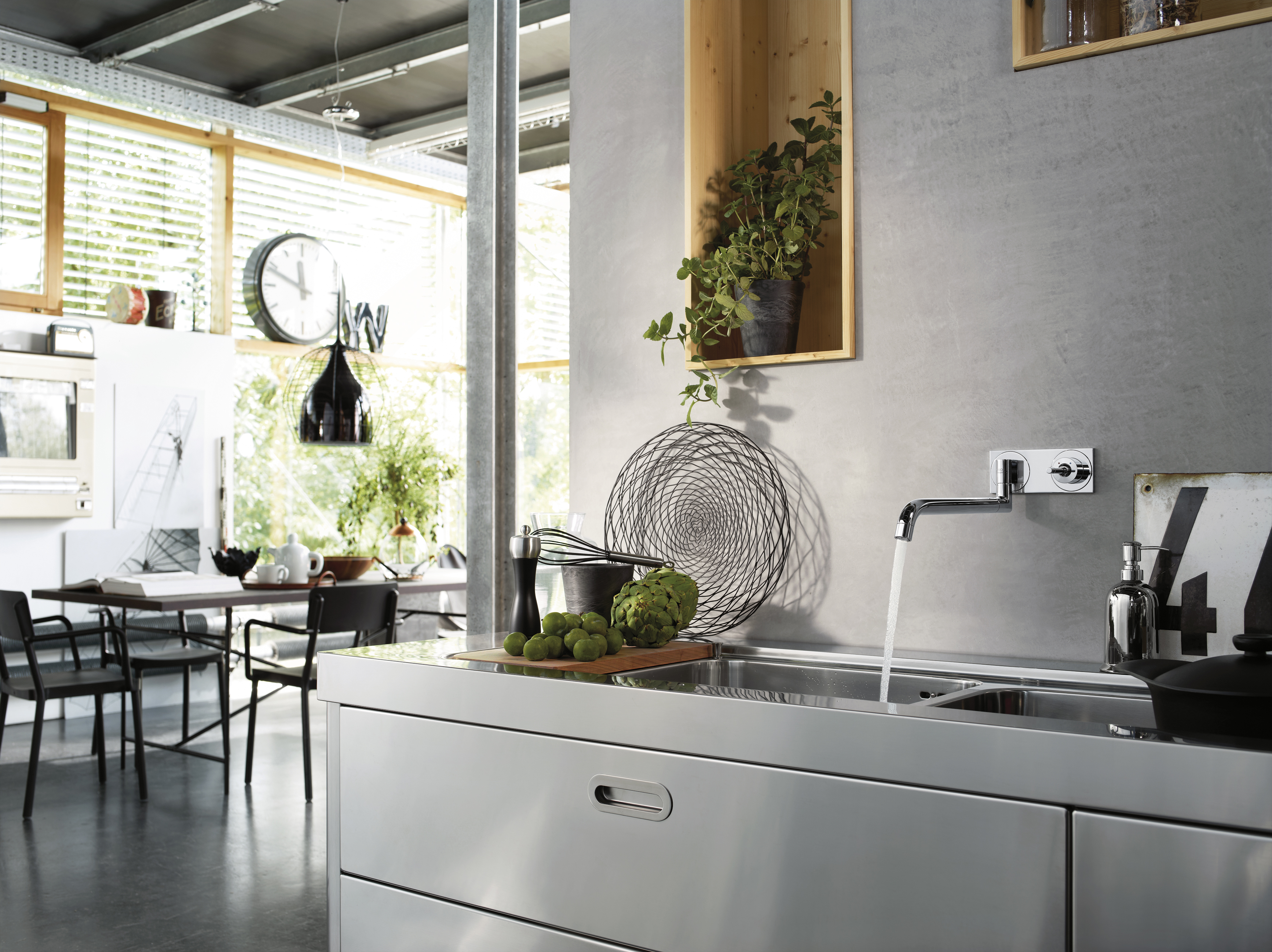 when to choose a wall mount faucet abode