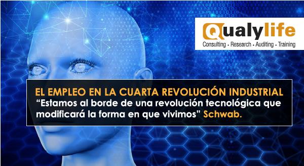 La transformación del empleo en la cuarta revolución industrial