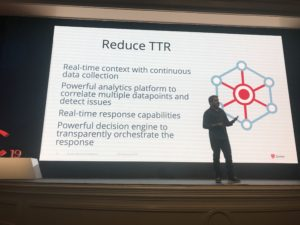 Sumedh Thakar on time to remediate