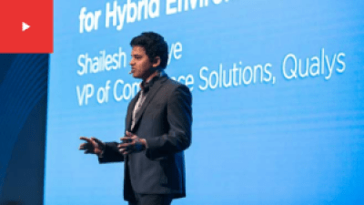Shailesh Athalye presents Compliance at QSC19