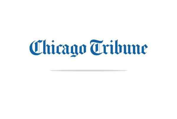 Chicago Tribune Logo Cannabis Consultant