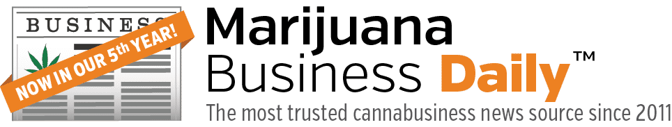 Marijuana Business Daily Logo