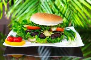 Spicy Chipotle Marijuana Burgers