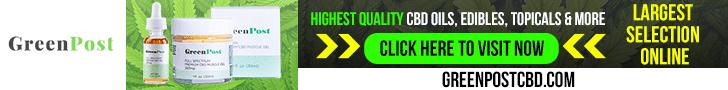 CBD Topicals Banner