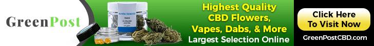 CBD Vape Banner