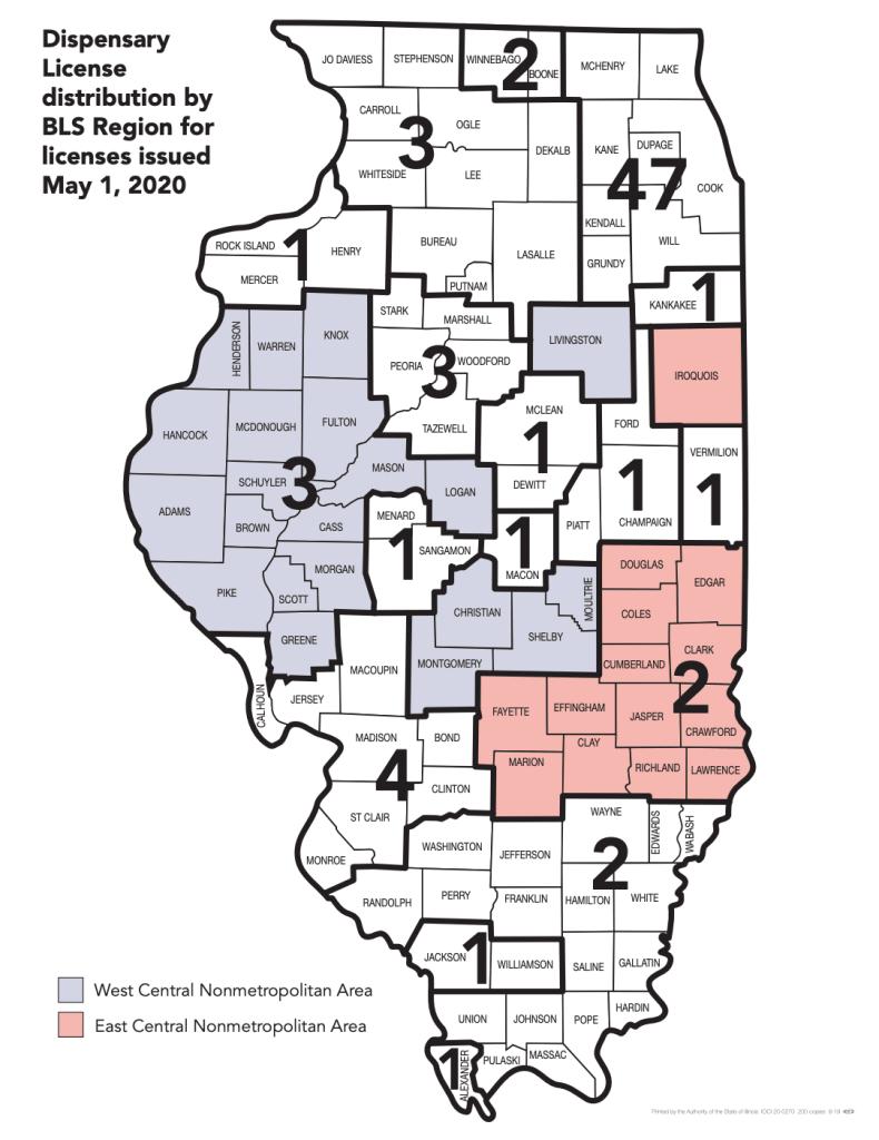 Illinois Dispensary Cannabis Consulting