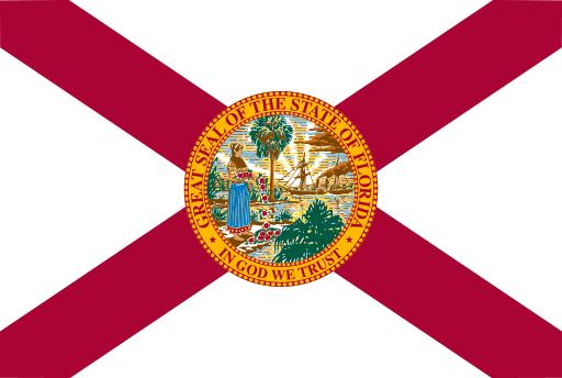 Florida cannabis consulting flag