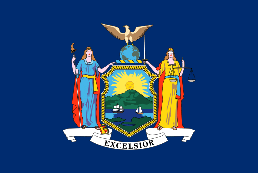 New York cannabis consulting flag