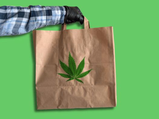 marijuana delivery license in colorado