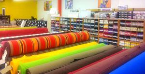 Textiles, le Quartier des Tissus à Rodez