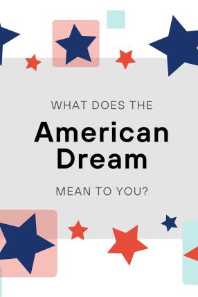 The American Dream Today | Qube Money