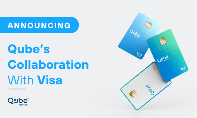Qube Money and Visa Collaborate to Provide a Fintech Budgeting Platform Solution for Consumers