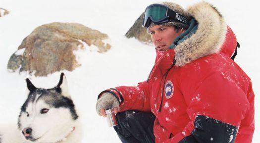 rescate en la antartica