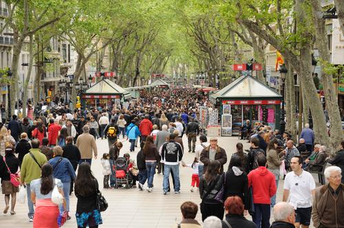 Las Ramblas (Barcelona)