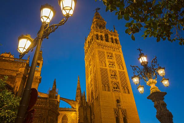 Giralda de Sevilla