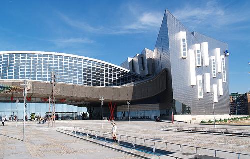 Palacio de Ferias y Congresos de Málaga