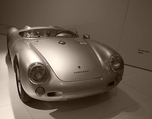 Porsche 550 A Spyder