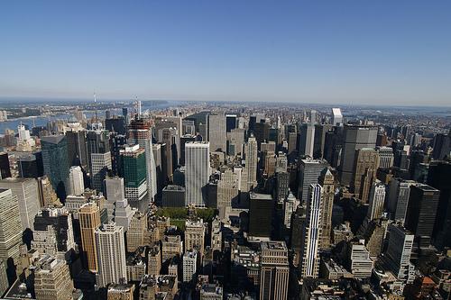 Vistas de NY desde el Empire State
