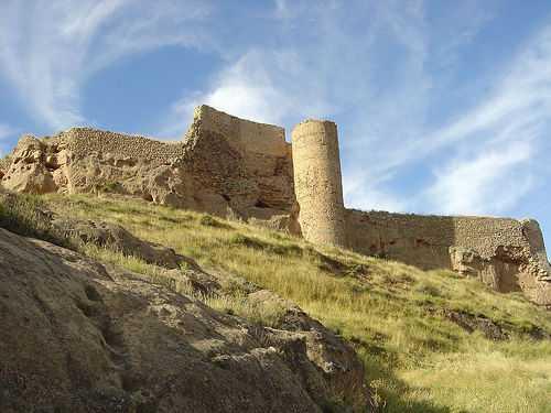 Castillo de Arnedo, La Rioja