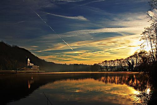 Río Ruhr, Alemania