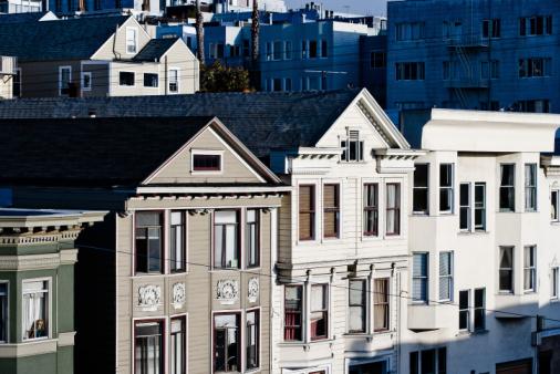 Casas de San Francisco