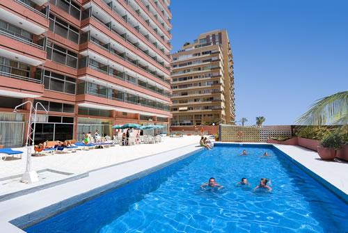 Hotel Concordia Playa. Puerto de la Cruz, Tenerife