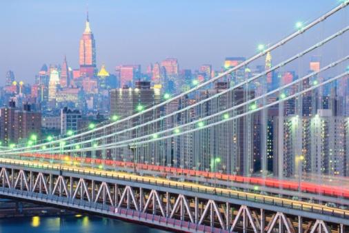 Puente de Brooklyn, Nueva York, Estados Unidos