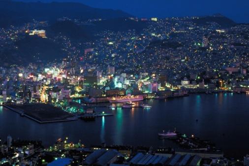 Nagasaki, Kyushu, Japón