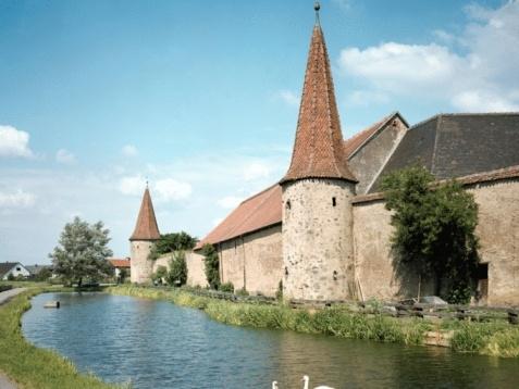 Alemania, famosa por sus castillos