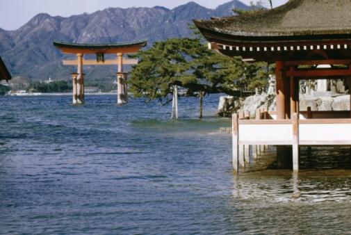 Casas típicas de Japón