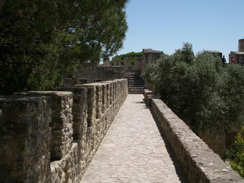Castillo San Jorge en Sevilla