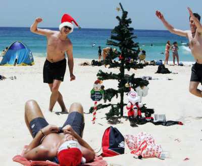 Navidad en Bondi