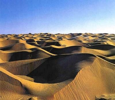 Desierto de Taklamakan