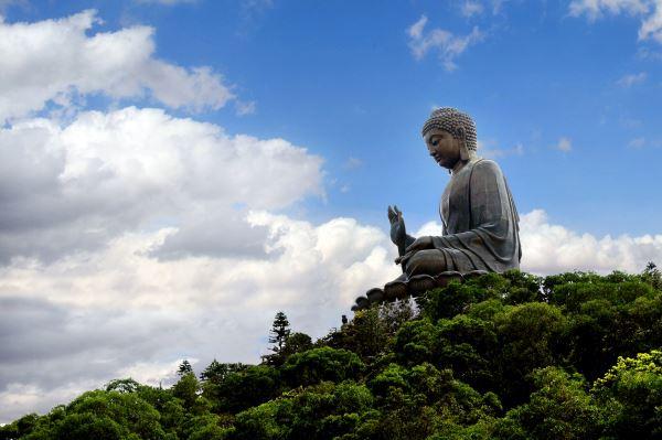Gran Buda en Lantau