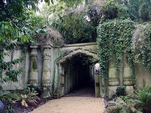 cementerio londres