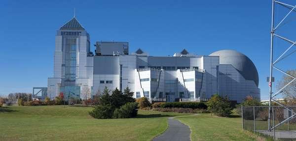 Liberty Science Center en Nueva Jersey