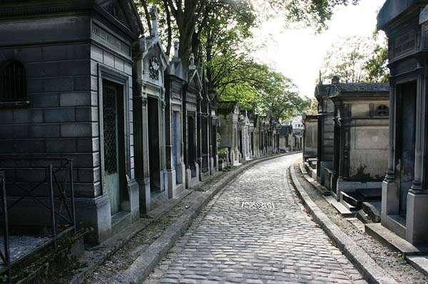 Pere Lacheise en París