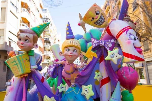 Fallas de Valencia, dónde viajar en marzo
