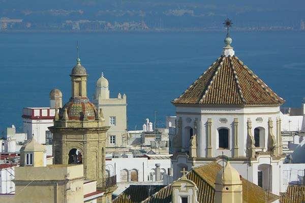 Vistas de Cádiz