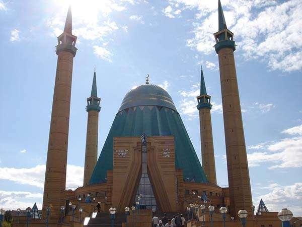 Mezquita en Baku