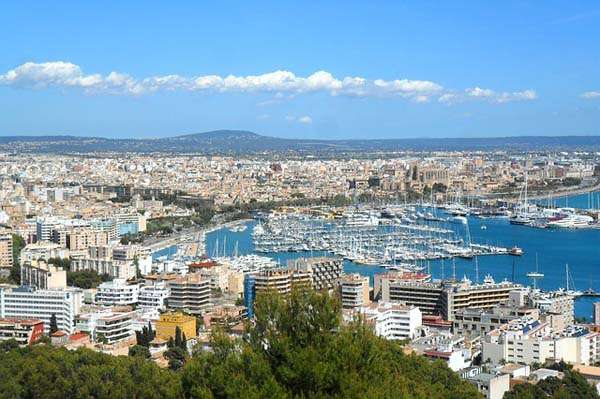 Palma de Mallorca vistas