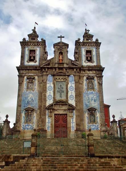 Iglesia en Oporto